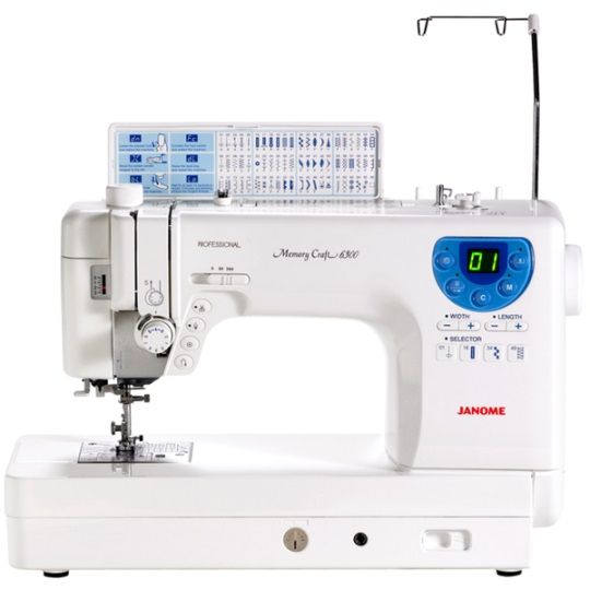 The Janome Memory Craft 40P Sewing Machine Is Getting Excellent Delectable Sturdy Sewing Machine