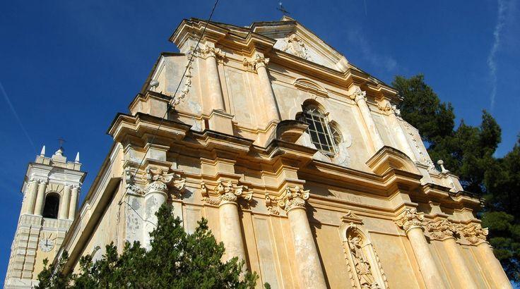 Castellaro (IM),Chiesa Parrocchiale di San Pietro in Vincoli #Liguria