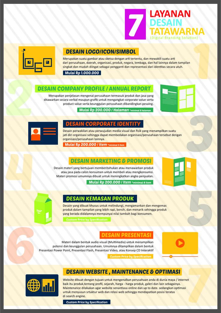 7 Layanan Desain Tata Warna