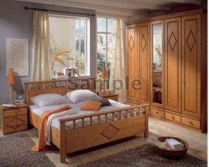 Set Tempat Tidur Minimalis MJ5007