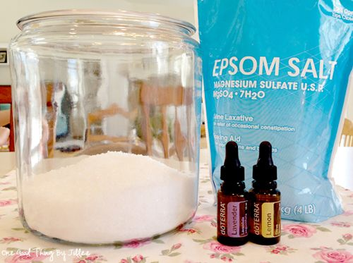 Make Your Own Fabric Softener Crystals