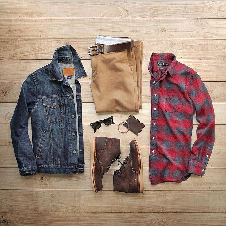 Styl męski workwear, męski styl uliczny, męski styl ubierania, ubiór dla faceta, styl mężczyzny, męski styl
