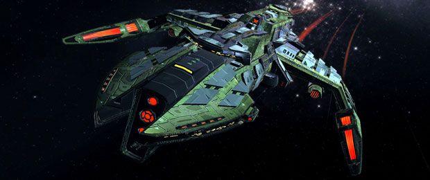 Star Trek GUEST BLOG: Designing the Mogh Battle Cruiser