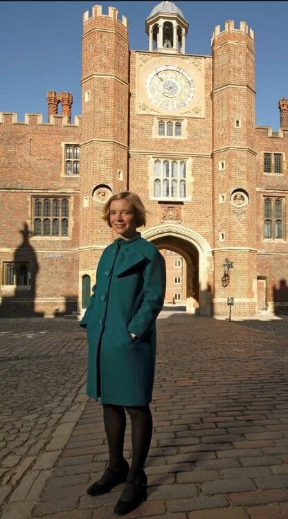 Dr Lucy Worsley is Chief Curator, Hampton Court Palace.