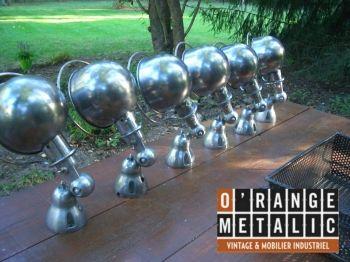 Jieldé Mobilier Industriel O'Range Metalic 7