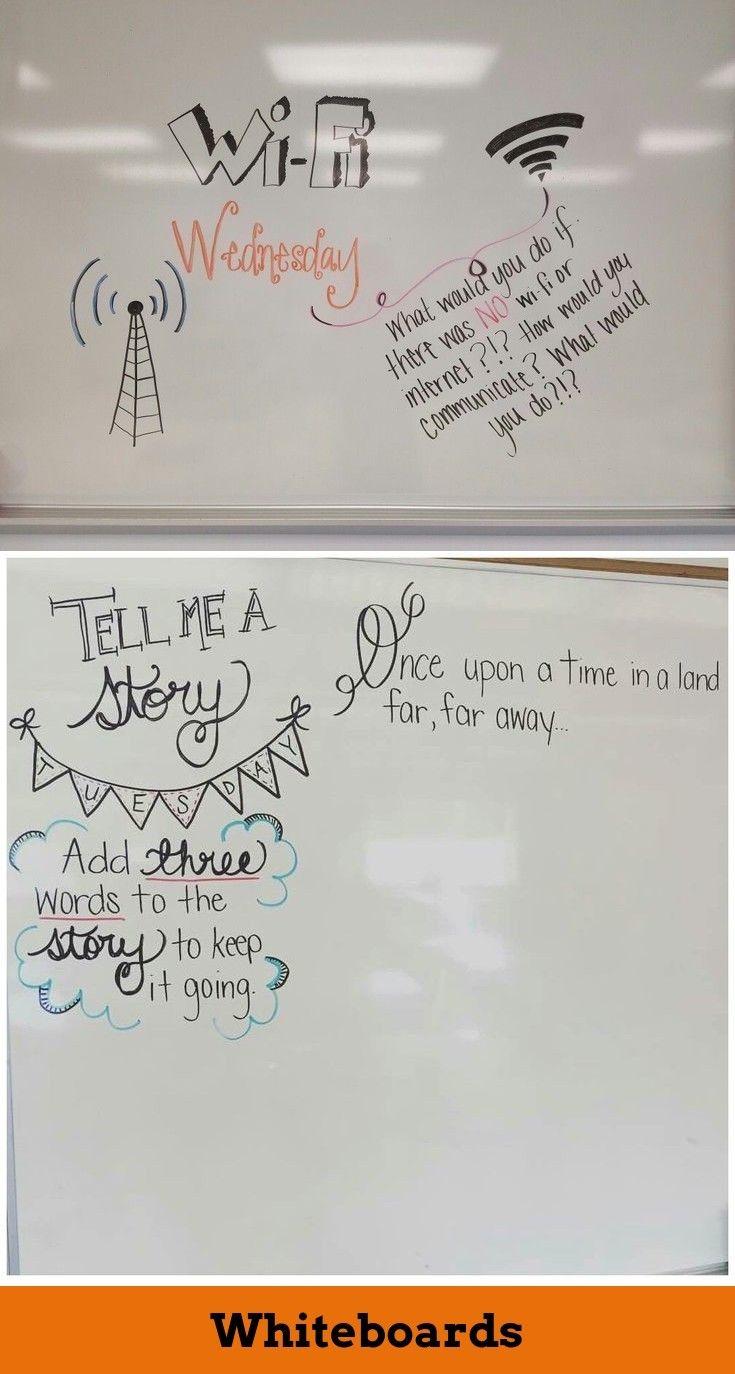 Whiteboard Calendar Ideas White Board Writing