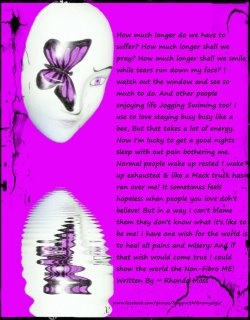 Do you have Fibromyalgia and feel alone, well now you don't have too, come meet our wonderful mebers of Fed Up With Fibromyalgia