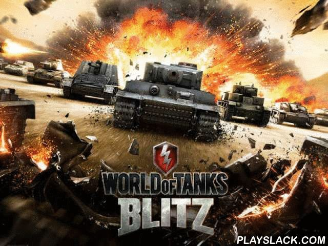 World Of Tanks: Blitz  Android Game - playslack.com , Is a tactics process of our days with heavy competing  process. non-stative gameplay rythm, strong image execution, many modifications and enhances - all this and many other things are waiting for the gamers. Management of the game is very uncomplicated and comprehensible, touch delicate system of controls is very uncomplicated to fulfil and graphics and sound effects are thought  to the little information. dive into the intense…