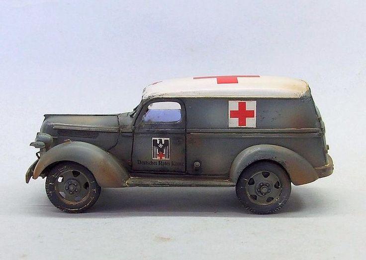 Ford 1940-41 Panel Van - DRK