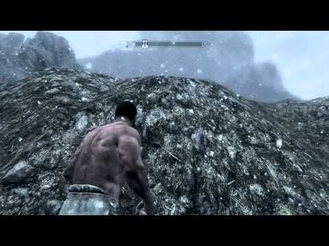 This video will show you how to get under Whiterun and loot chests filled with 350lbs of stuff.    Make sure you don't have any armor on and your weight limit isn't too high. Good Luck!    This secret chest is only one of the many I have found over Skyrim. More will be uploaded soon.