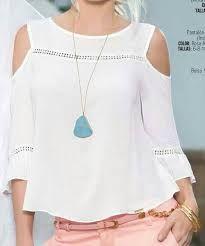 Resultado de imagen para patrones de blusas campesinas