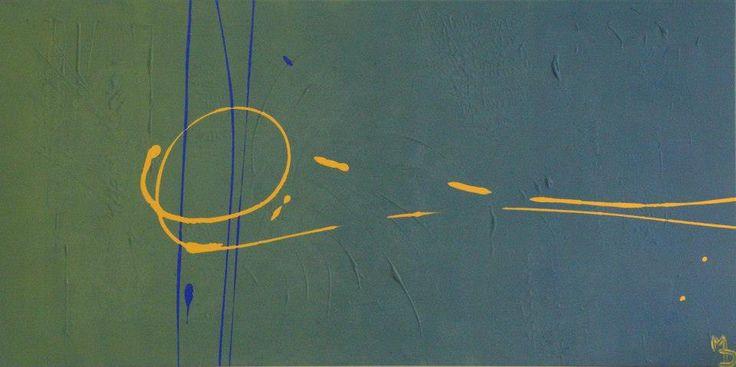 Comète    18x36 po    385$ www.mariedeschene.com