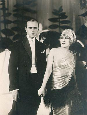 L'Inhumaine, di Marcel L'Herbier, alle Giornate del Cinema Muto di Pordenone. Sezione per Victor Fleming