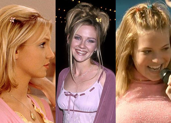 We Spotted The Butterfly Clips Making A Comeback Clip Hairstyles Hair Styles Butterfly Hair Clip