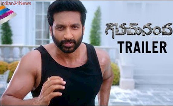 Goutham Nanda Theatrical Trailer | Gopichand | Hansika | Catherine | #GouthamNanda Telugu Movie