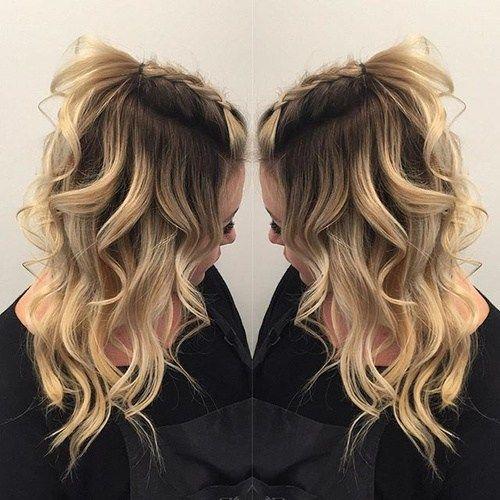 night hairstyles ideas