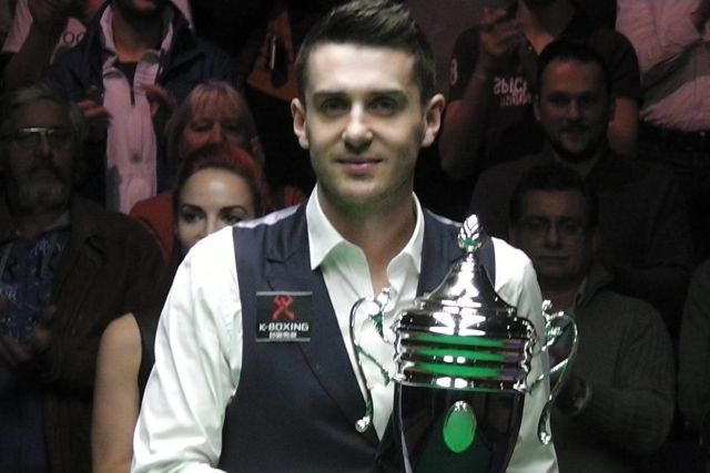Mark Selby wins in Munich