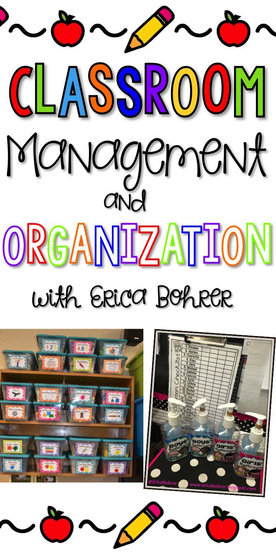 Classroom Management Ideas ~ Best management tips tricks images on pinterest
