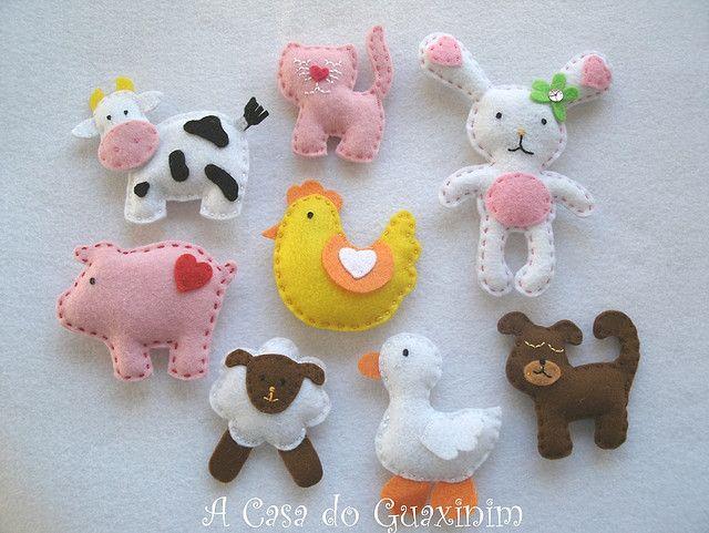 barn animals ༺✿ƬⱤღ  https://www.pinterest.com/teretegui/✿༻