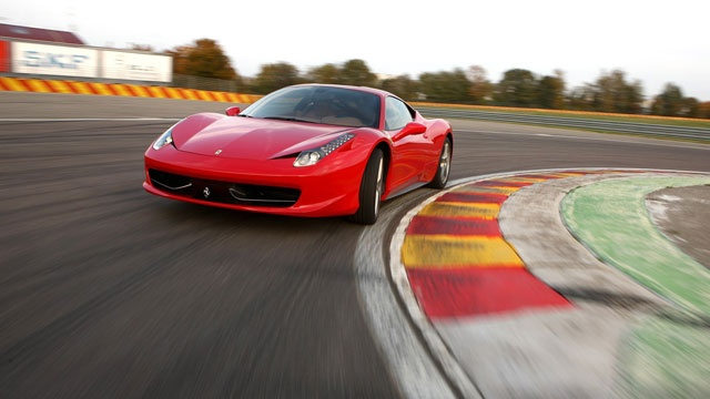 Stage Pilotage #Ferrari F458 Italia Haute Saintonge 17 - Stage Auto - www.stage-auto.com