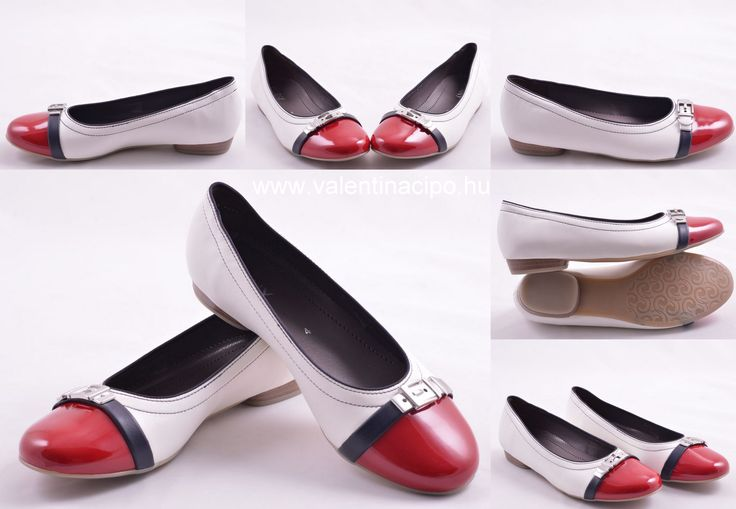 Jenny Ara női cipő egyedi megjelenést biztosít, a piros és fehér színkombinációnak köszönhetően. http://valentinacipo.hu/63374-25  #jenny_ara #jenny_ara_webshop