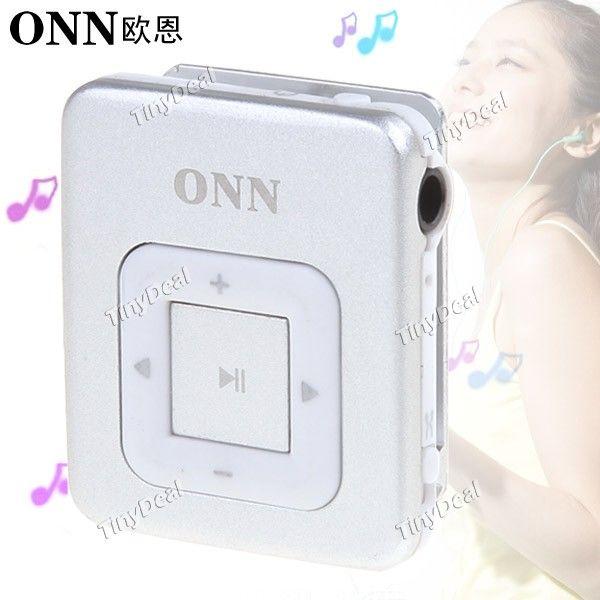 http://www.tinydeal.com/it/onn-v5-clip-design-mini-4gb-digital-mp3-player-p-59877.html ONN) V5 Clip Design Mini 4GB Digital MP3 Player Music Player