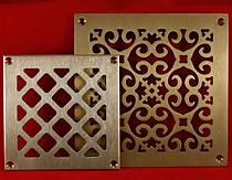 AGSA | Перфорированные декоративные решетки. декоративные решетки. LASER CUT METAL SCREENS. decorative air vents. ventilation grilles.
