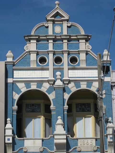 The balconies of Thomas Belsom's House - Sturt Street, Ballarat by raaen99, via Flickr