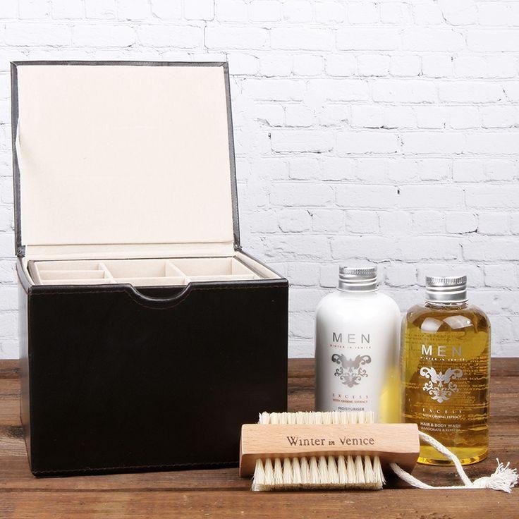 Zestaw kosmetyków w szkatułce WATCHBOX