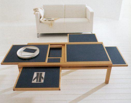Hexa Coffee Table Design