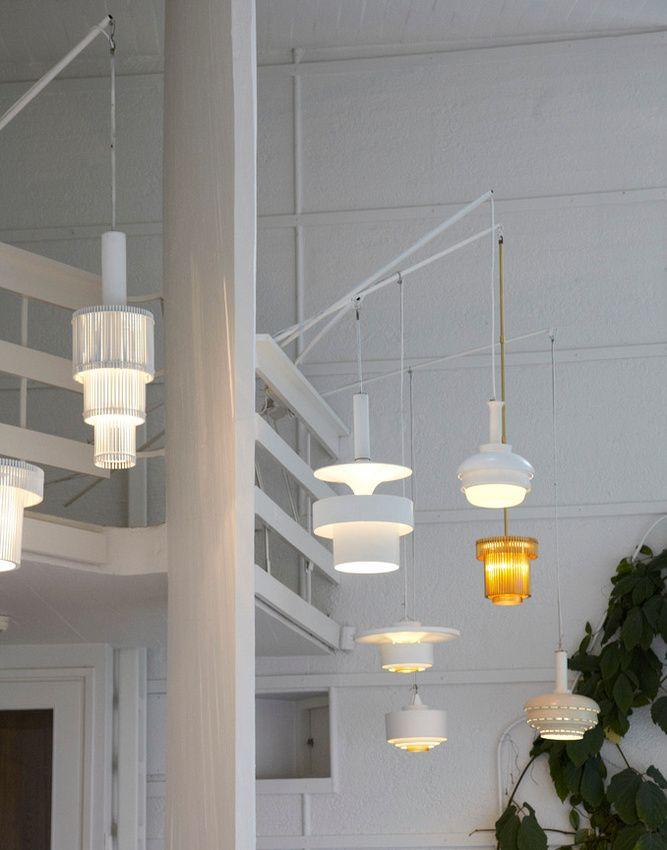 Alvar Aalto's Helsinki studio// photo: Leslie Williamson