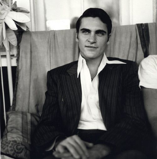 Joaquin Phoenix - My favorite actor of all time!!!
