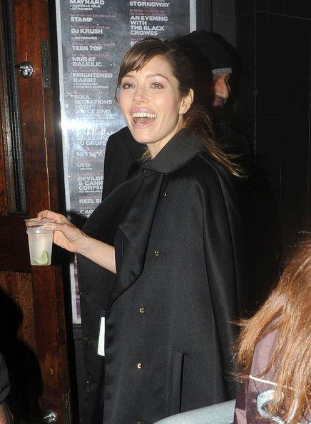 Jessica Biel Photo - Celebs Attend a Justin Timberlake Concert in London