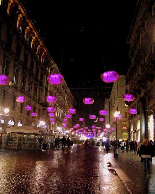 Via Dante - Milan, Italy