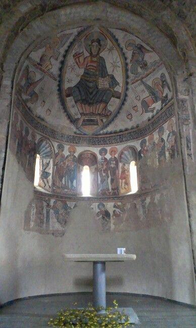 Arte romanico, Castell de Mur, Pallars Jussa