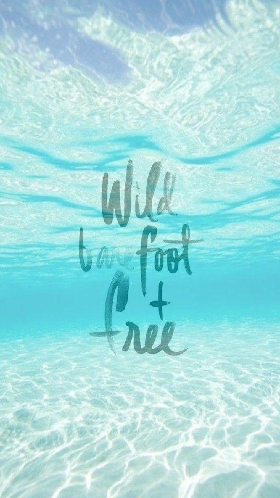 Wallpaper Iphone Beach Ocean Quote Summer Quotes Beach