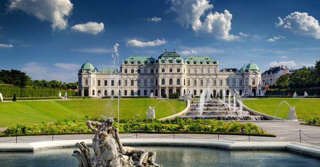 229€ | -37% | #Wien - Aufregender 4-Sterne #Kurzurlaub inkl. #Flug