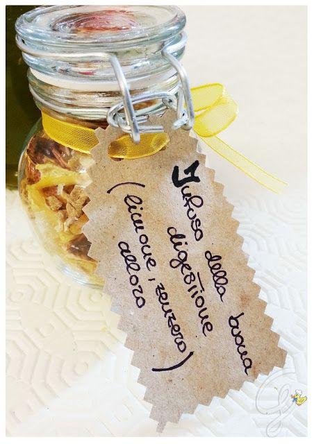 Gialla tra i fornelli: Infuso della buona digestione: limone, zenzero e a...