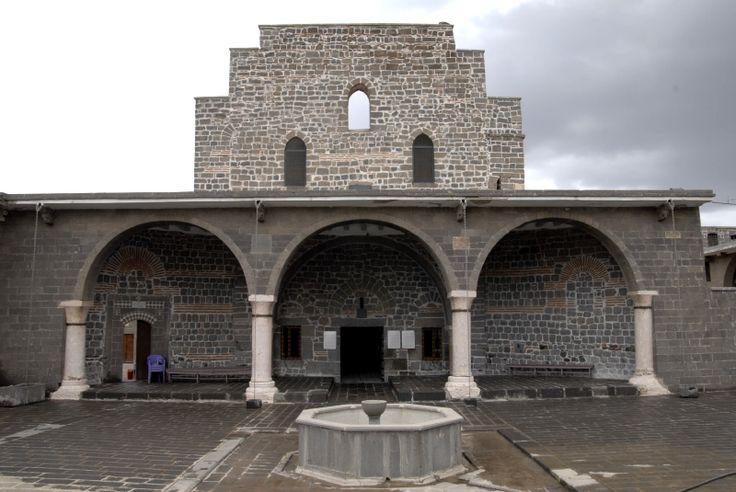 Meryem Ana Kilisesi, Diyarbakır, Türkiye