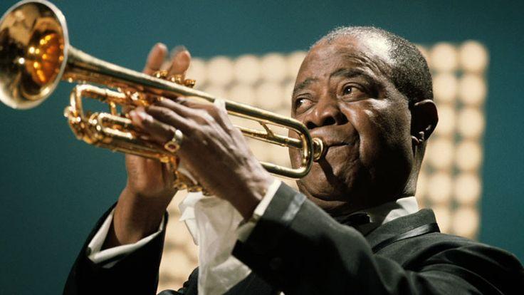Louis Armstrong - Biography - Trumpet Player, Singer - Biography.