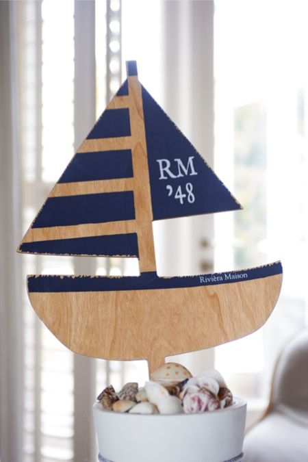 Breton Basic Decoration Boat €12,95