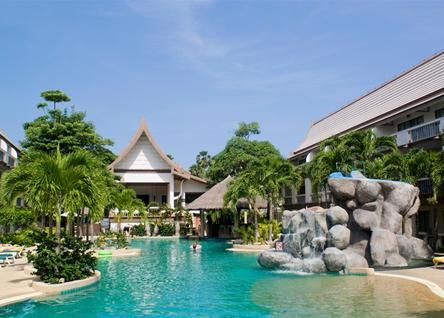 Located on the holiday island of Phuket. The resort is a modern resort style…