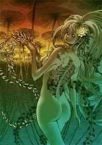 Тогда проклятие спадает, и мавки умирают уже окончательно, попадая в Рай как невинно убиенные.