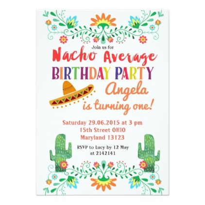 party invites and more