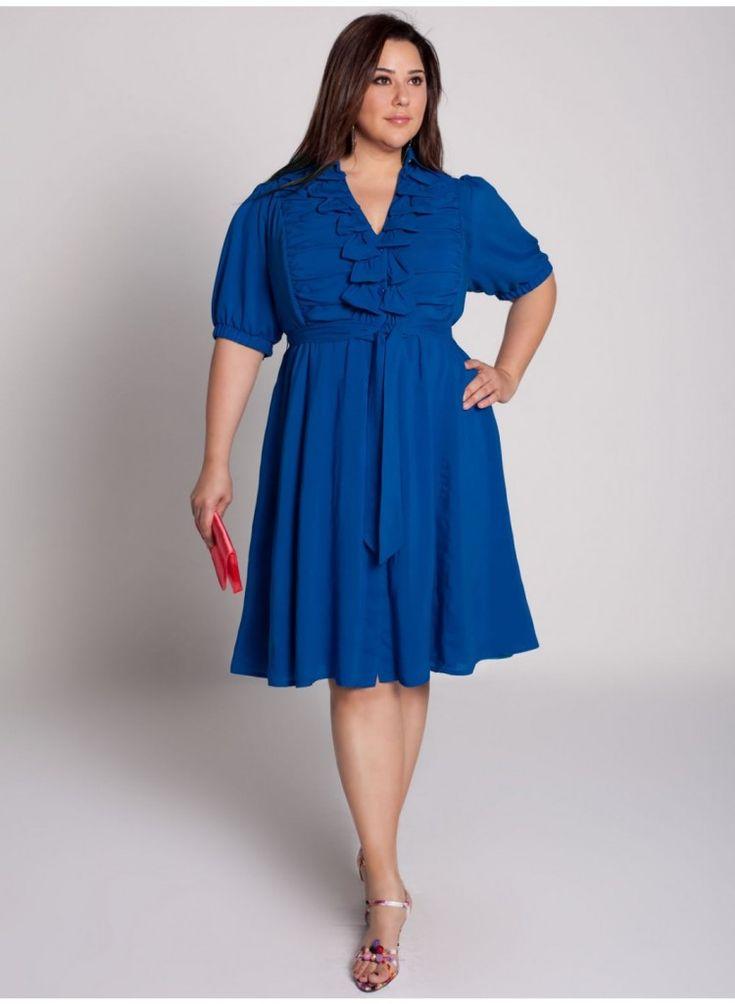Vestidos para gorditas vestidos largos para gorditas for Colores sensuales