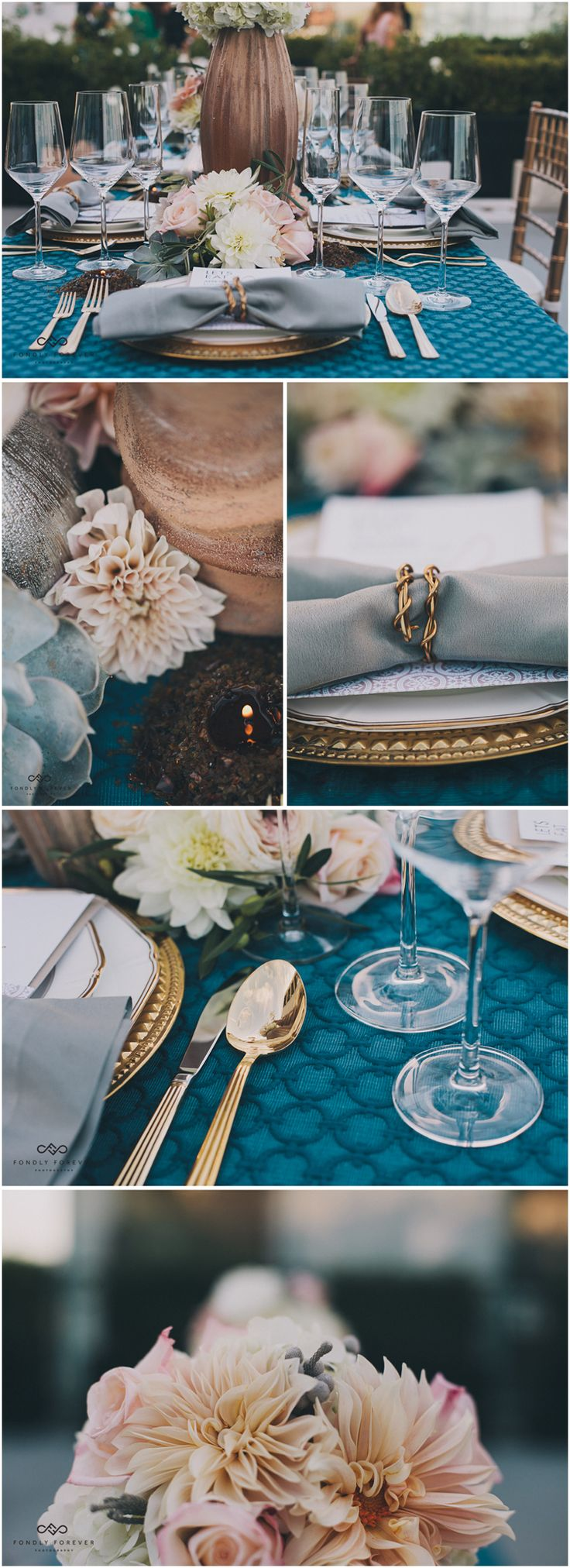Modern Mediterranean Wedding Ideas by Fondly Forever Photography {Featured on Ruffled}-1.2