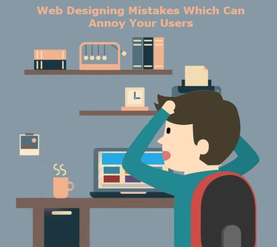 A website's presentation is what the user's first see when landing on it. And if the website is confusing, painful and unappealing they will just leave.