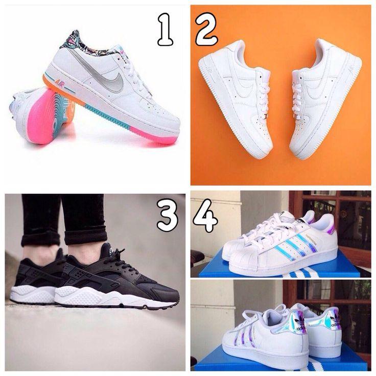 Adidas & nike