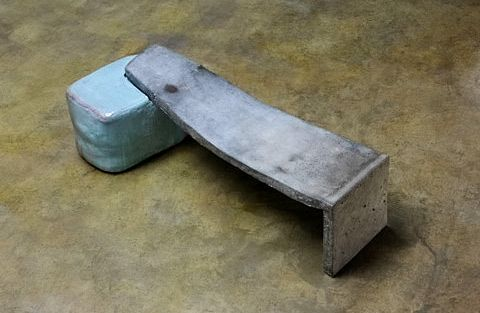 1000 Images About Concrete Benches On Pinterest