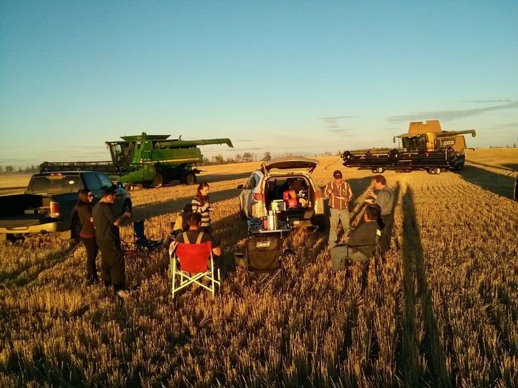 Harvest meals in the field are one of the joys of farming! Read on for tips and tricks: